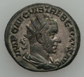 Ancients:Ancient Lots  , Ancients: ROMAN EMPIRE. Septimius Severus - Licinus. Lot of six (6)AR and Æ.... (Total: 6 coins)