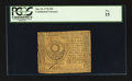 Colonial Notes:Continental Congress Issues, Continental Currency September 26, 1778 $30 PCGS Fine 15.. ...