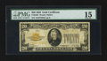 Small Size:Gold Certificates, Fr. 2402 $20 1928 Gold Certificate. PMG Choice Fine 15.. ...
