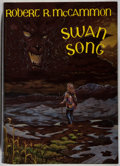 Books:Science Fiction & Fantasy, Robert R. McCammon. SIGNED LIMITED EDITION. Swan Song. Arlington Heights: Dark Harvest, 1989. First edition, one o...