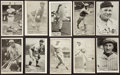 "Baseball Cards:Sets, 1929-30 R315 ""Portrait and Action"" Collection (17) With Lots of Stars and HoFers...."