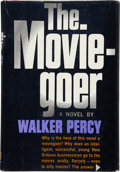 Books:Literature 1900-up, Walker Percy. The Moviegoer. New York: Alfred A. Knopf,1961. First edition. Inscribed and signed by Percy on ...