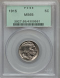 Buffalo Nickels: , 1915 5C MS65 PCGS. PCGS Population (435/274). NGC Census: (292/85).Mintage: 20,987,270. Numismedia Wsl. Price for problem ...