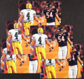 Football Collectibles:Photos, Brett Favre Signed Photographs Lot of 5 - Urlacher Pictured. ...