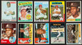 Baseball Cards:Lots, 19690's-70's Topps Baseball Hall of Famers Card Collection (20) -With Aaron, Mays and Mantle. ...