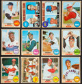 Baseball Cards:Lots, 1968 Topps Baseball Collection (750) With Mantle, Bench RC and RyanRC. ...