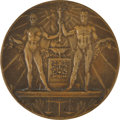 Miscellaneous Collectibles:General, 1928 Amsterdam Summer Olympics Participation Medal....