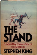 "Books:Horror & Supernatural, Stephen King. The Stand. Garden City: Doubleday &Company, Inc., 1978. First edition, first printing (with ""T39"" in..."