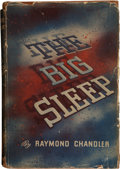 Books:Mystery & Detective Fiction, Raymond Chandler. The Big Sleep. New York: Alfred A. Knopf,1939. First edition. ...