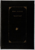 Books:Books about Books, Various contributors. Book Bindings Past and Present. [various publishers]: [N.d., circa 1890]. Bound issues fro...