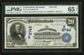 National Bank Notes:Kentucky, Catlettsburg, KY - $20 1902 Date Back Fr. 642 The Catlettsburg NBCh. # (S)2740. ...