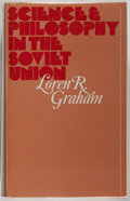 Books:Science & Technology, Loren R. Graham. Science & Philosophy in the Soviet Union. London: Lane, [1973]. First English edition. Publishe...