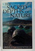 Books:Natural History Books & Prints, Ursula Goodenough. The Sacred Depths of Nature. New York: Oxford University Press, 1998. First edition. Publisher's ...