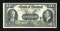 Canadian Currency: , Montreal, PQ- Bank of Montreal $10 Jan. 2, 1931 Ch. 505-58-04.. . ...