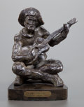 Sculpture, HARRY ANDREW JACKSON (American, 1924-2011). Long Ballad, 1959. Bronze. 6-1/2 inches (16.5 cm). Signed and dated on base:...