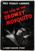 Books:Mystery & Detective Fiction, Erle Stanley Gardner. The Case of the DrowsyMosquito. New York: Morrow, 1943. First edition.Inscribed by Gar...