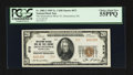 National Bank Notes:Pennsylvania, Doylestown, PA - $20 1929 Ty. 2 The Doylestown NB & TC Ch. #573. ...