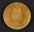 Miscellaneous Collectibles:General, 1984 Los Angeles Summer Olympics Participation Medal, With OriginalBox....