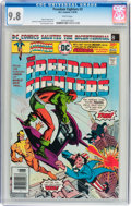 Bronze Age (1970-1979):Superhero, Freedom Fighters #3 (DC, 1976) CGC NM/MT 9.8 White pages....