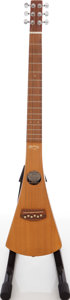 Musical Instruments:Acoustic Guitars, 1990s-2000s Martin Backpacker Natural Acoustic Guitar, Serial #63-410...