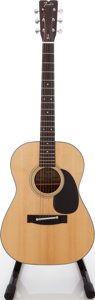 Musical Instruments:Acoustic Guitars, 1970s Fender F-15 Natural Acoustic Guitar, Serial # 7919609....