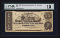 Confederate Notes:1862 Issues, T51 $20 1862 PF-10 Cr. UNL.. ...