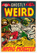 Golden Age (1938-1955):Horror, Ghostly Weird Stories #120 (Star Publications, 1953) Condition:VG+....