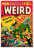 Golden Age (1938-1955):Horror, Ghostly Weird Stories #122 (Star Publications, 1954) Condition:VG+....