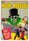 Golden Age (1938-1955):Horror, Night of Mystery #nn (Avon, 1953) Condition: GD/VG....