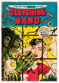 Clutching Hand #1 (ACG, 1954) Condition: VG