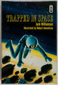 Books:Science Fiction & Fantasy, Jack Williamson. SIGNED. Trapped in Space. Garden City: Doubleday, [1968]. First edition. Signed by the author...