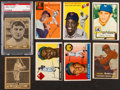 Baseball Cards:Lots, 1940 - 1959 Play Ball, Fleer and Topps Collection (20). ...