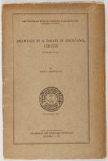 Books:Americana & American History, David I. Bushnell, Jr. Drawings by A. DeBatz in Louisiana,1732-1735. Smithsonian, 1927. First edition, first printi...