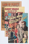 Golden Age (1938-1955):Miscellaneous, Harvey Golden Age Giveaway Comics Group (Harvey, 1950s) Condition: Average VF/NM.... (Total: 74 Comic Books)
