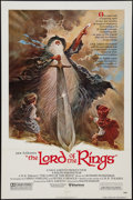 """Movie Posters:Animation, The Lord of the Rings (United Artists, 1978). One Sheet (27"""" X41""""). Animation.. ..."""