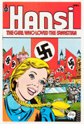 Bronze Age (1970-1979):Humor, Hansi, The Girl Who Loved the Swastika #nn (Spire Christian Comics,1976) Condition: VF-....