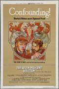 """Movie Posters:Mystery, The Seven-Per-Cent Solution (Universal, 1976). One Sheets (2) (27""""X 41""""). Mystery.. ... (Total: 2 Items)"""