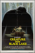 "Movie Posters:Mystery, Creature from Black Lake (Howco, 1976). One Sheet (27"" X 41"").Mystery.. ..."