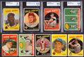 Baseball Cards:Sets, 1959 Topps Baseball Partial Set (429). ...