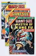 Bronze Age (1970-1979):Miscellaneous, Comic Books - Assorted Bronze Age Martial Arts Comics Group(Various Publishers, 1970s).... (Total: 21 Comic Books)