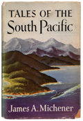 Books:Literature 1900-up, James A. Michener. Tales of the South Pacific. New York:Macmillan, 1947. First edition....