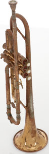 Musical Instruments:Horns & Wind Instruments, 1950s LeBlanc Al Hirt Brass Trumpet, Serial # 15189. ...