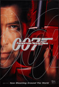"""Movie Posters:James Bond, Tomorrow Never Dies & Other Lot (United Artists, 1997). OneSheets (2) (27"""" X 41"""") SS & DS Advance. James Bond.. ...(Total: 2 Items)"""