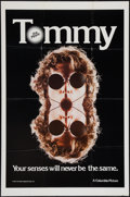 "Movie Posters:Rock and Roll, Tommy (Columbia, 1975). One Sheet (27"" X 41"") Advance. Rock and Roll.. ..."