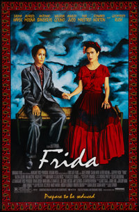 "Frida (Miramax, 2002). One Sheet (27"" X 40"") SS. Drama"