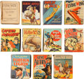 Big Little Book:Miscellaneous, Big Little Book Adventure Group (Whitman, 1930s) Condition: AverageVG.... (Total: 11 Comic Books)