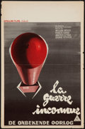 """Movie Posters:Documentary, The Smashing of the Reich (Apollon Films, 1962). Belgian (14"""" X 22""""). World War II Documentary.. ..."""