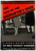 Books:Mystery & Detective Fiction, Erle Stanley Gardner. The Case of the Shoplifter'sShoe. New York: Morrow, 1938. First edition....