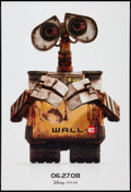 "Movie Posters:Animation, WALL·E (Walt Disney Pictures, 2008). One Sheet (27"" X 40"") DSAdvance. Animation.. ..."