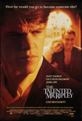 """Movie Posters:Crime, The Talented Mr. Ripley (Paramount, 1999). One Sheets (2) (27"""" X 39.5"""" & 27"""" X 40"""") SS International & Regular. Crime.. ... (Total: 2 Items)"""